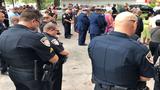 Vigil held to honor fallen Kissimmee officers