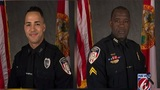 Funeral services to be held for slain Kissimmee police officers in Orlando