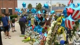 Memorial grows for fallen Kissimmee police officers