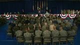President Trump addresses future of US war in Afghanistan