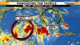 Tropical wave to bring rain to Central Florida