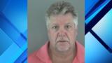 Villages man accused of grabbing neighbors in cruise dispute