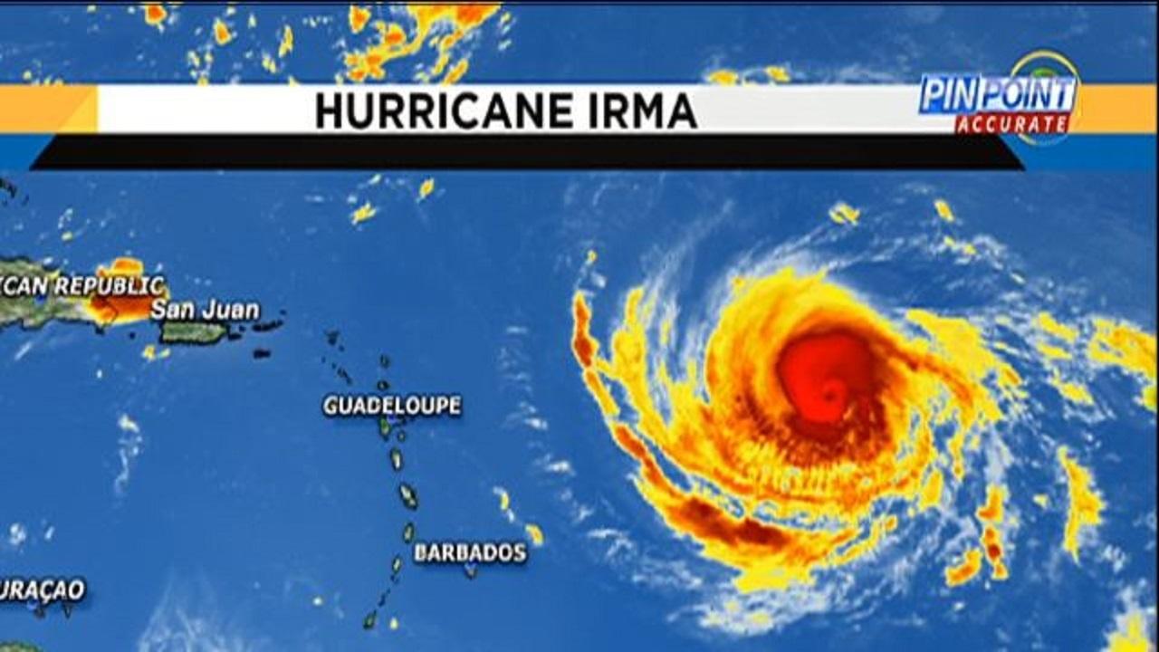Hurricane Irma Live Radar Cinemas 93