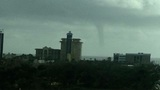 Waterspouts prompt beach warnings in Volusia