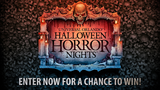 Universal Orlando – Halloween Horror Nights Ticket Contest Enter to Win