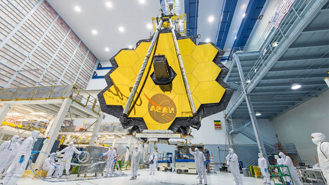 UCF-led workshop will help scientists learn to use James Webb Space Telescope