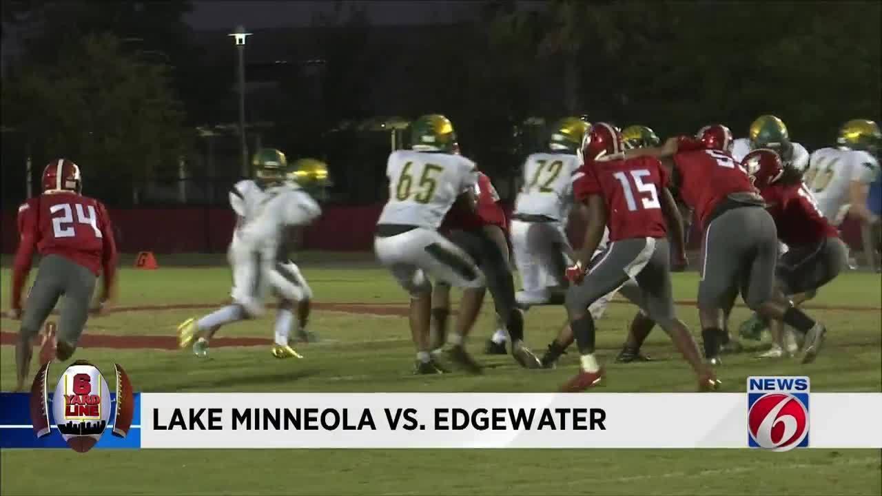 Lake Minneola Vs Edgewater