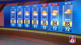 Cooler air coming to Central Florida