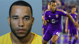 Former Orlando City player accused of knocking cab driver's tooth out