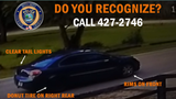 Ocala police attempting to ID vehicle involved in drive-by shooting