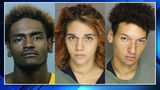 3 teens in custody after Oviedo burglary