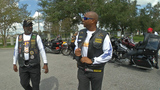 Motorcycle club promotes a positive, professional image