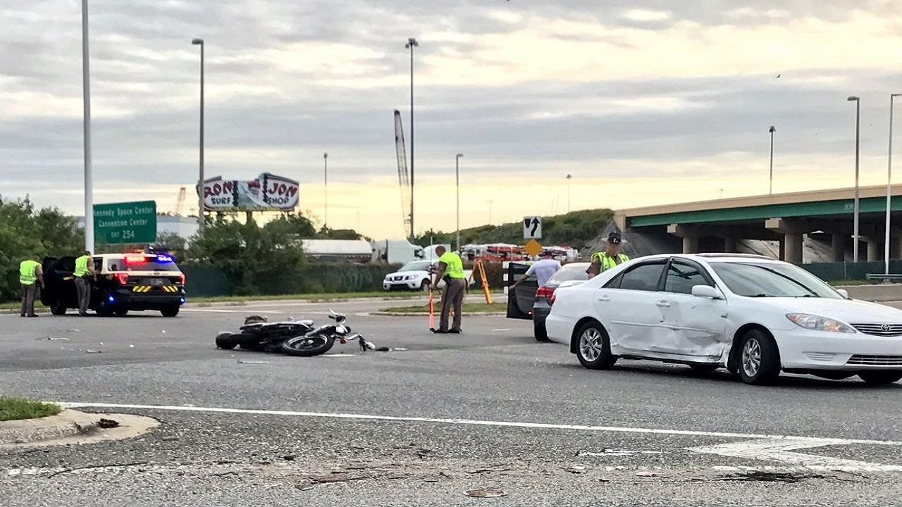 Motorcyclist killed in Orange County crash