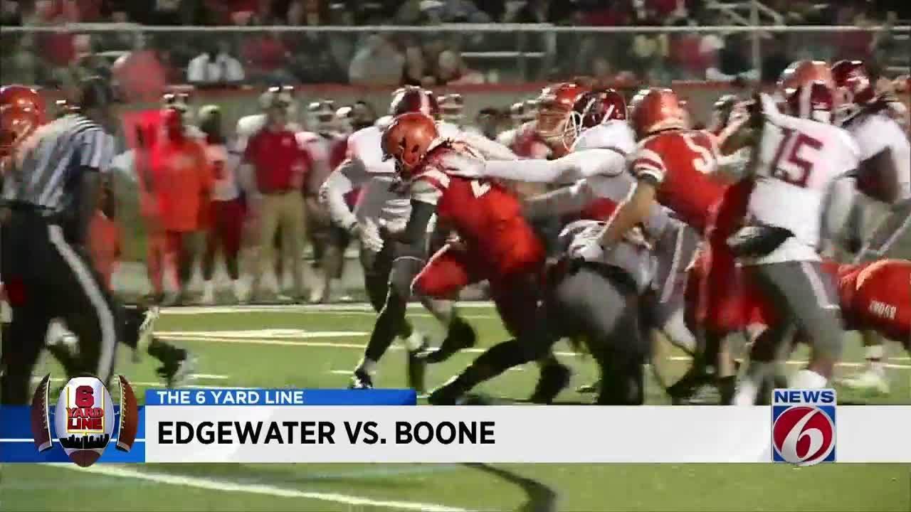 Edgewater Vs Boone