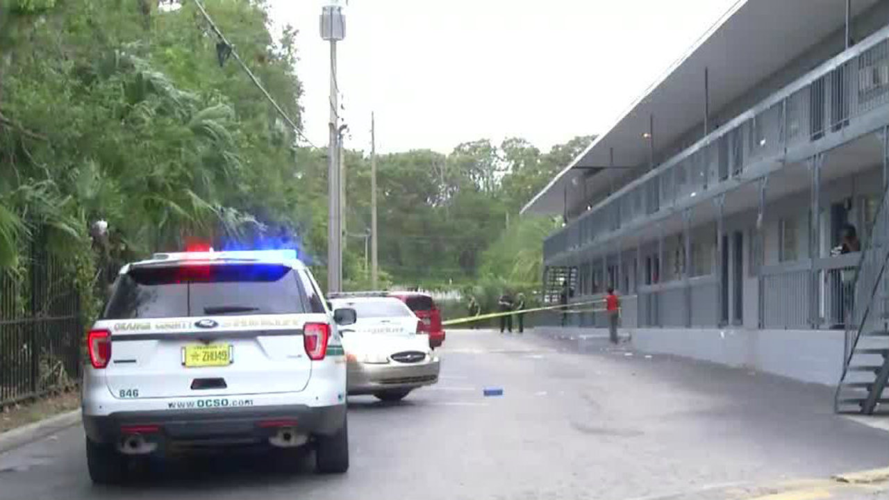 Teen shooting in orlando have