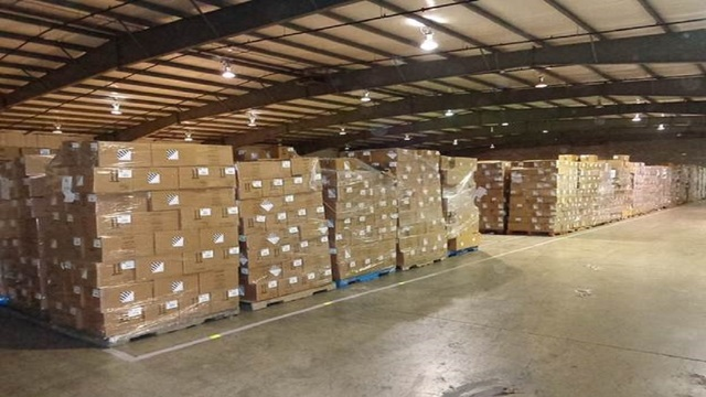 Here's what 85,000 recalled Takata airbags looks like
