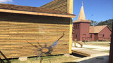 Vandals target Osceola County historic village
