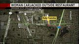 2 men carjacked woman near Ruby Tuesday in Orange City, police say