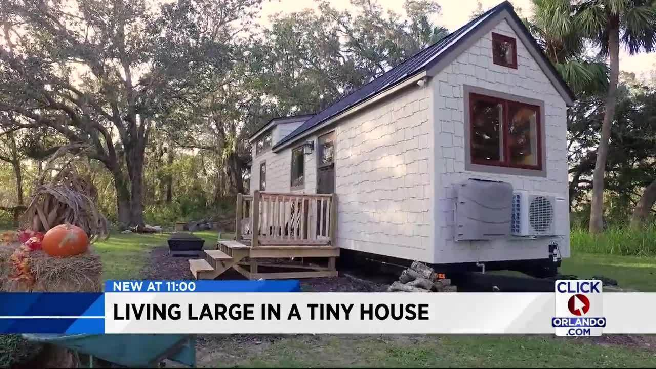 tiny homes  big living in central florida