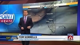 Central Florida cool weather continues