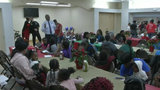 Police host Parramore Christmas party