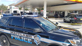 Maitland police: Man shot out gas station door during robbery