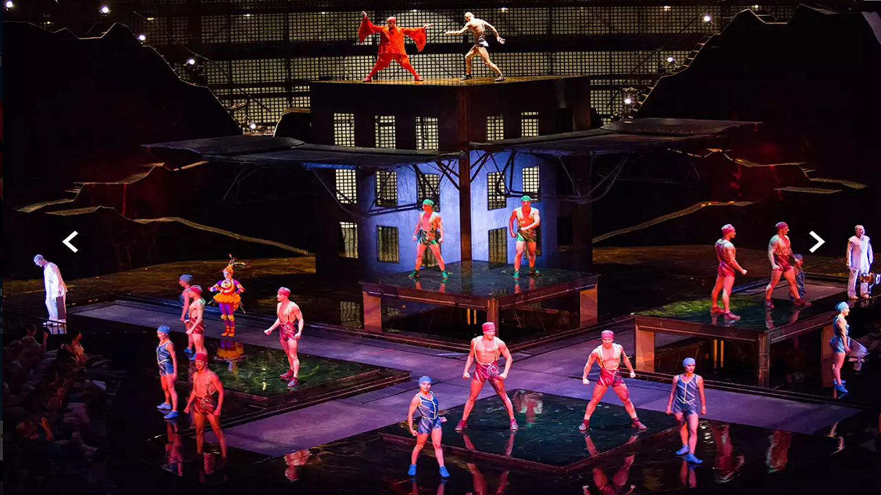 New Cirque Du Soleil Show Coming To Disney Springs