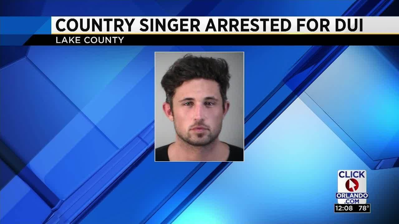 Touched By An Angel Car >> Country star Michael Ray faces DUI after crash at Florida...