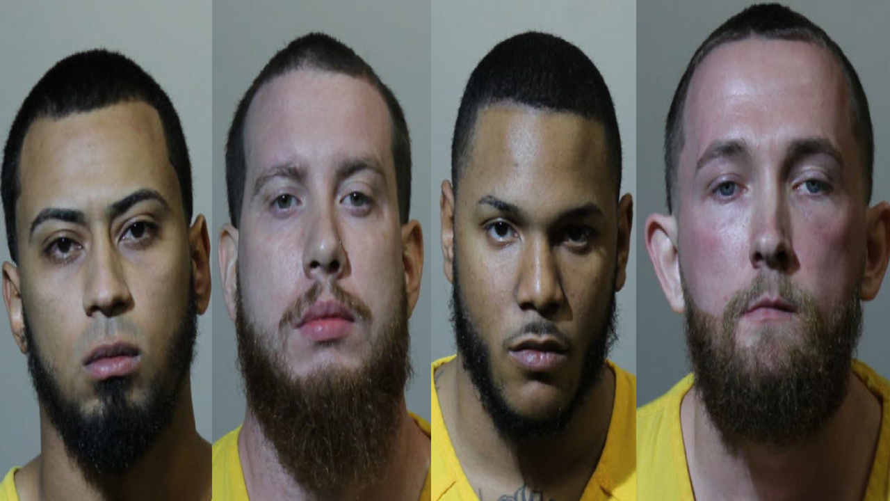Million-dollar drug bust made in unincorporated Winter Park