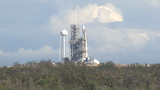 No launches, Falcon Heavy test fire during government shutdown