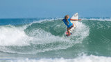 Florida Pro Surf Competition catches air offering top prize money to women