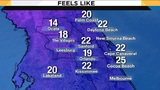 Freeze grips Orlando area