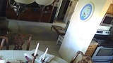Raw video: Man breaks into Winter Haven home