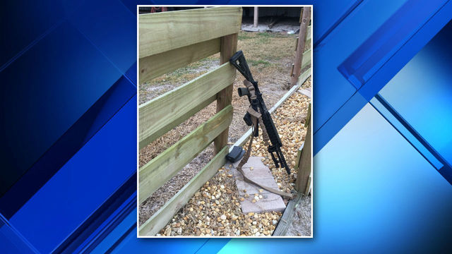 Weapons in Lake Wales deputy-involved shooting
