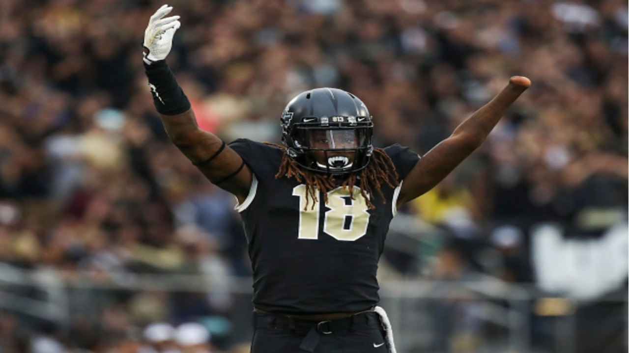 NEW YORK When we first met Shaquem Griffin 22 a few weeks ago the feelgood story of the NFL draft he was just hoping to get picked The first