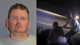 Man accused of putting paramedic in choke hold while in ambulance