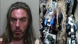Man throws hot dogs at clerk during dispute over beer, deputies say
