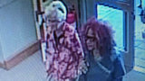 Search on for 2 women who stole wallet from grocery store shopper, police say