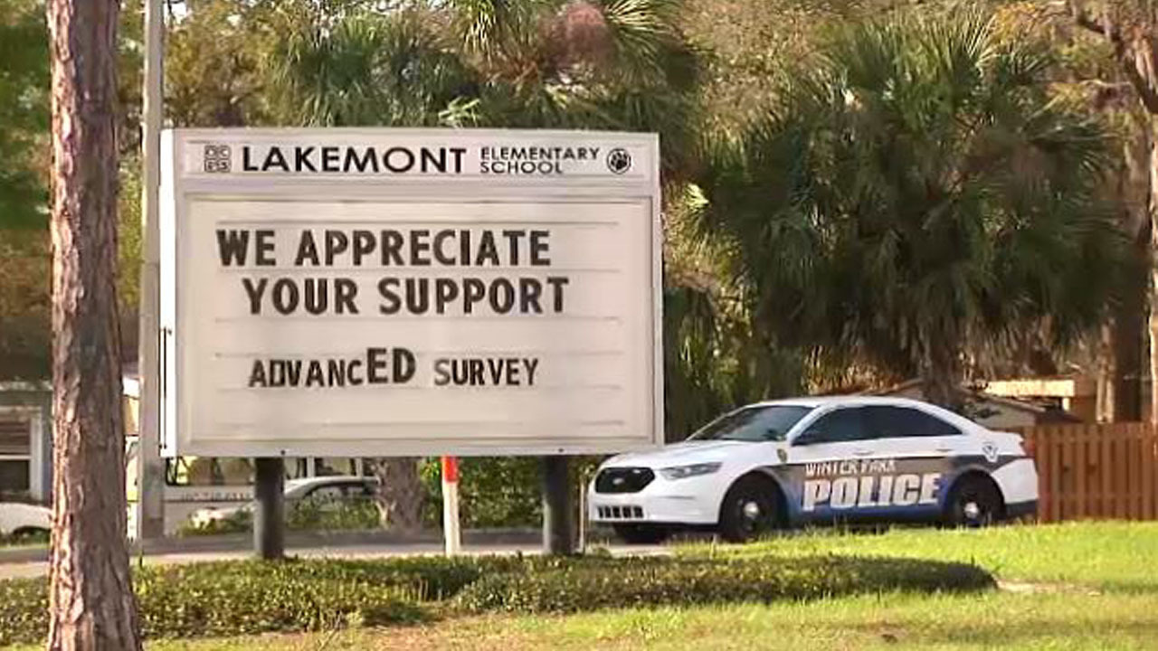 Winter Park Elementary Schools Staffed With Full Time Officers