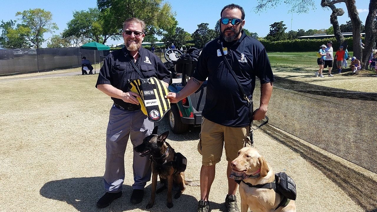Local%20Military%20Vet%20Honored%20at%20API_1521409859839.jpg_11808317_ver1.0_1280_720 Military vet honored at Arnold Palmer Invitational, shares story of meeting service dog