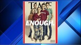 Parkland students on cover of Time magazine: 'Enough'