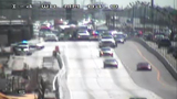 Crash snarls eastbound I-4 traffic at Colonial Drive