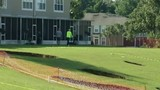Possible sinkholes force evacuations