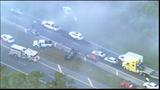 SR 520 reopens after 17-vehicle crash in Orange County