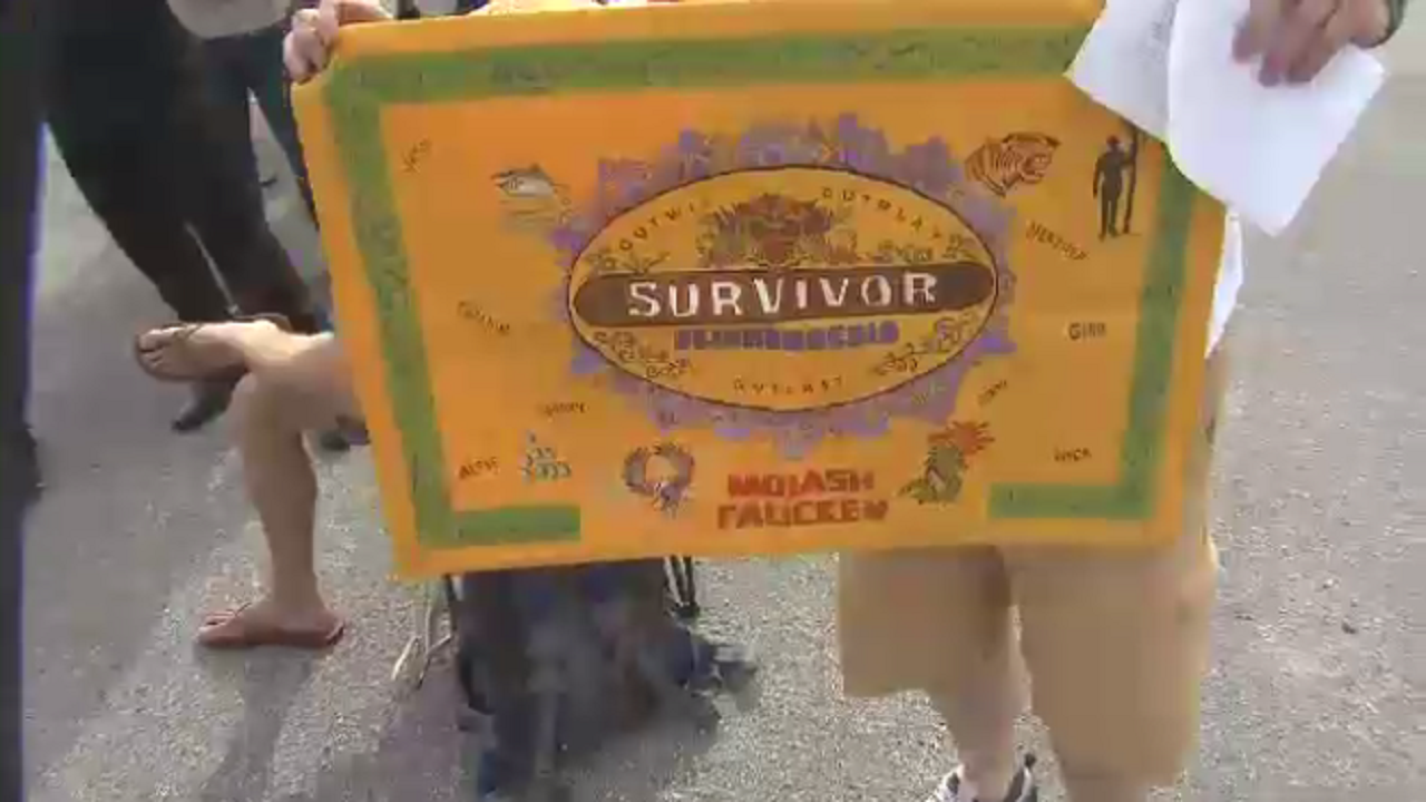 Hundreds try out for \'Survivor\' during Brevard casting call