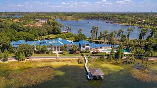 Shaquille O'Neal's 'magnificent' Isleworth estate for $28 million