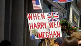 Celebrities, guests, well-wishers celebrate royal wedding