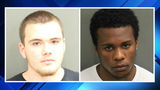2 accused of shooting at car with baby inside