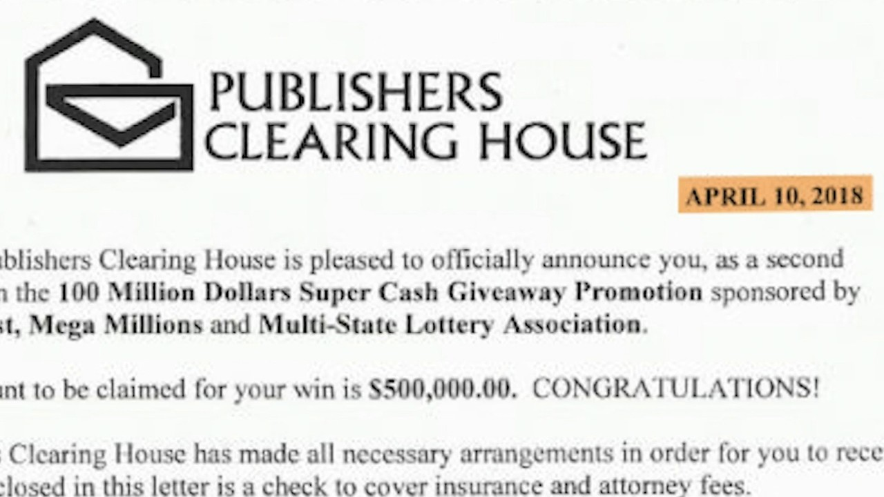 Publishers Clearing House con hits Central Florida