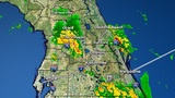 LIVE RADAR: More rain falls in Orlando area